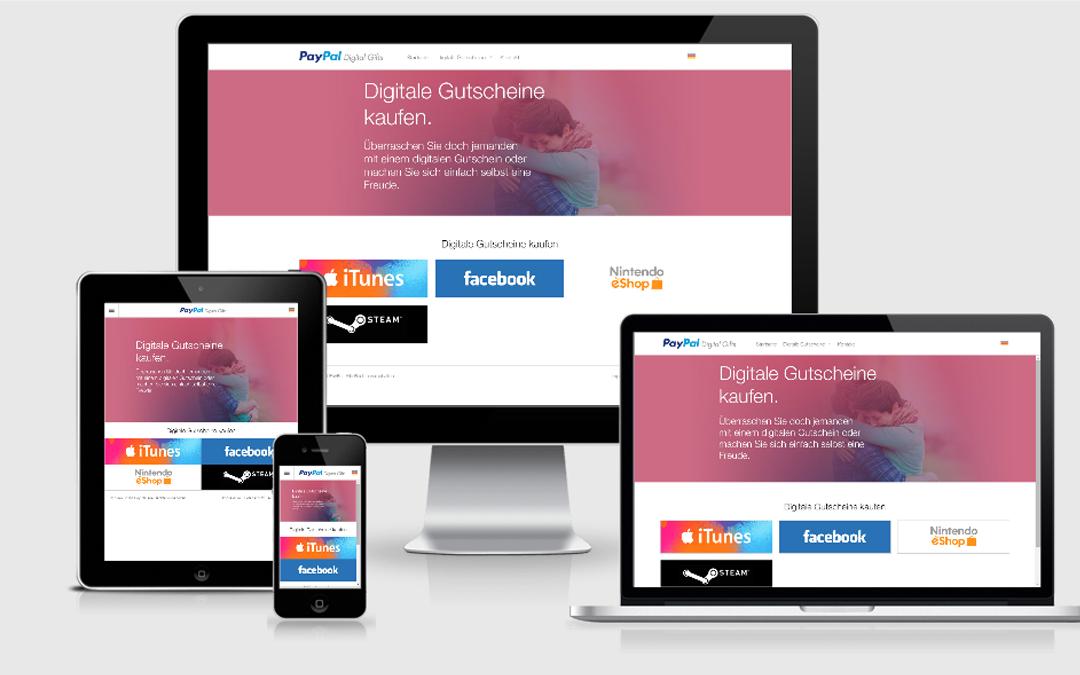 epay und PayPal kooperieren: Digitale Gutschein-Codes für PayPal Kunden