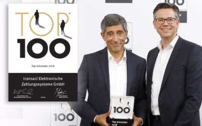 A TOP 100 Company: epay is ranked among 2018's innovation leaders