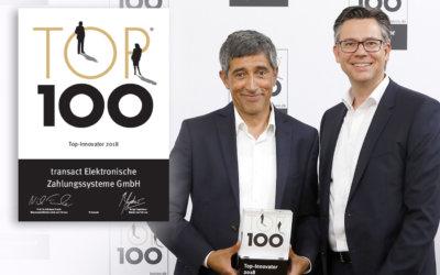 Erfolg bei TOP 100: epay gehört zu den Innovationsführern 2018