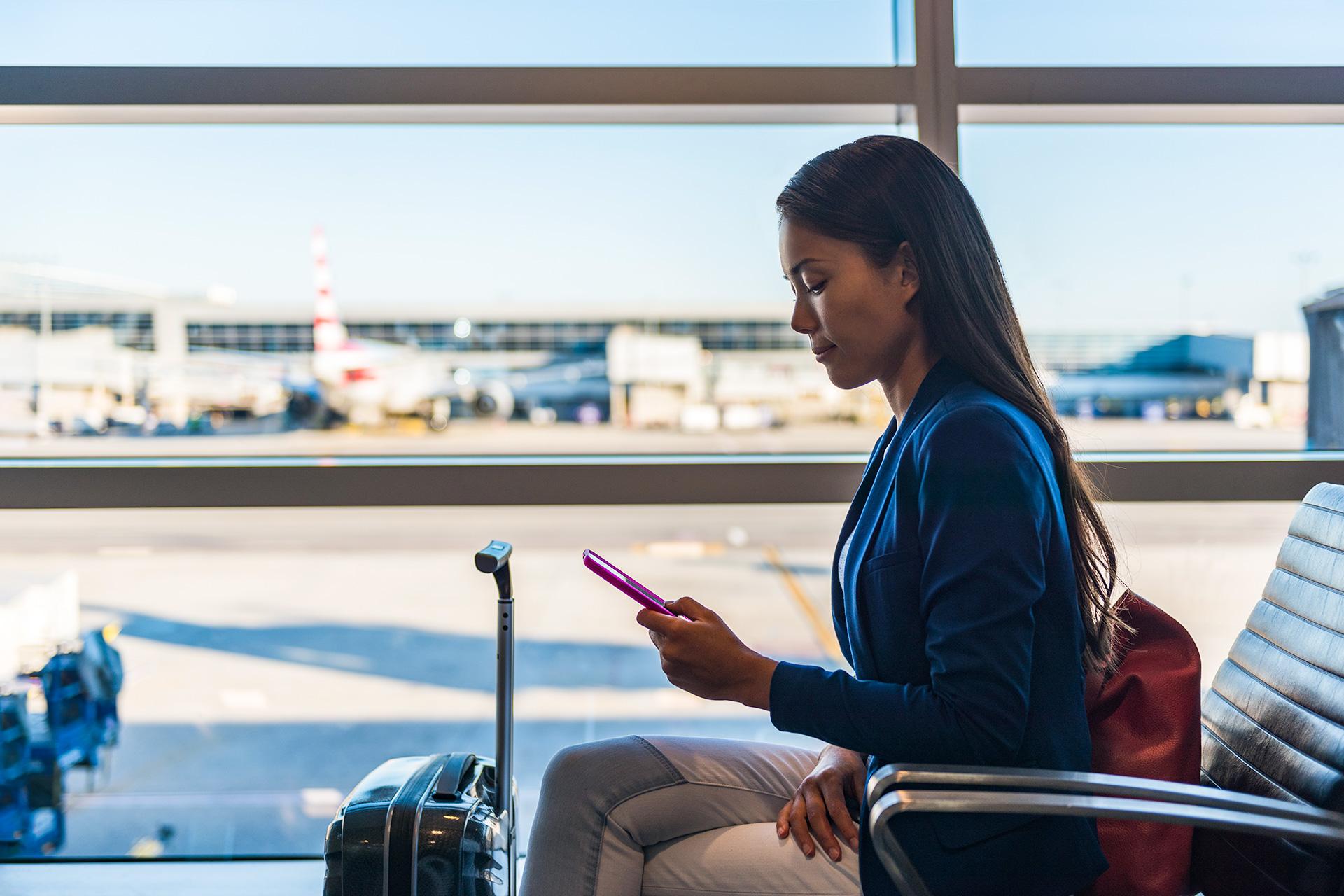 Mit Alipay am Frankfurter Flughafen bezahlen