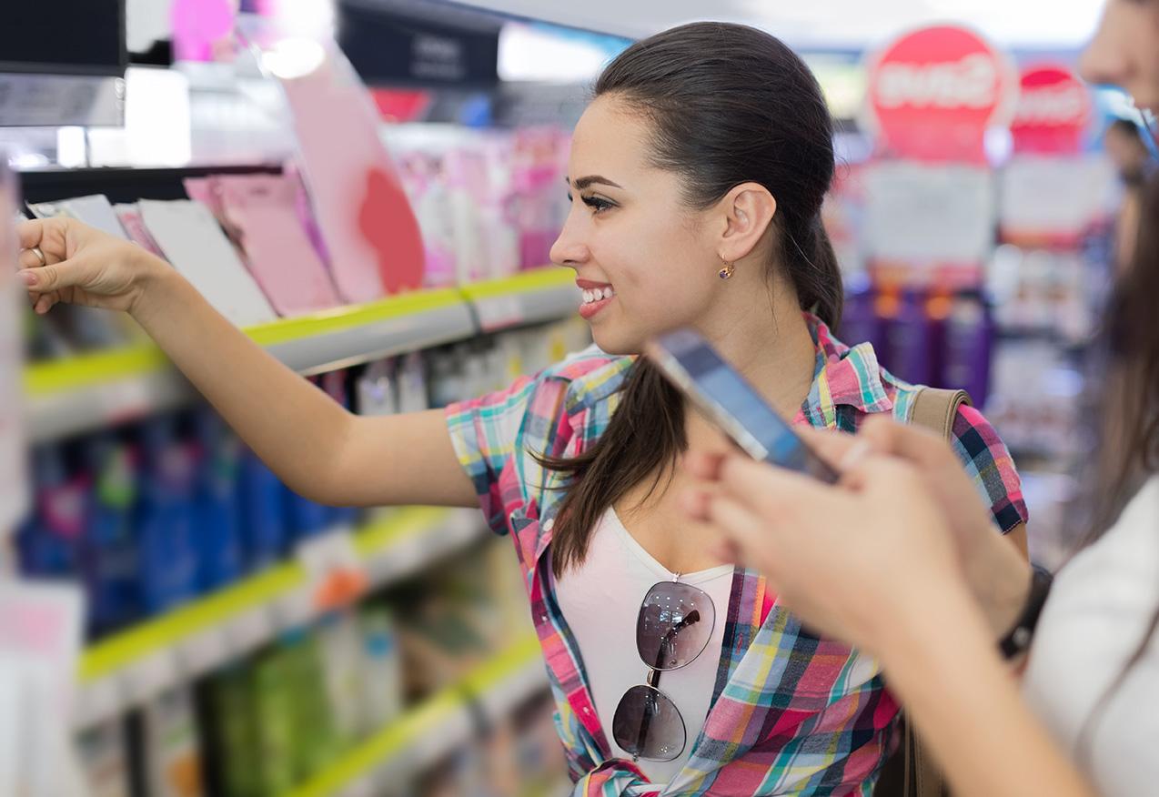 Einkauf bei dm via Alipay möglich