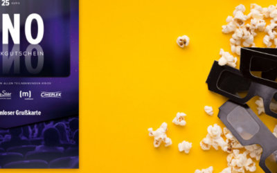 First omnichannel movie gift card now available all over Germany
