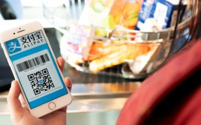 Austrian dm shops now offer payment with Alipay app