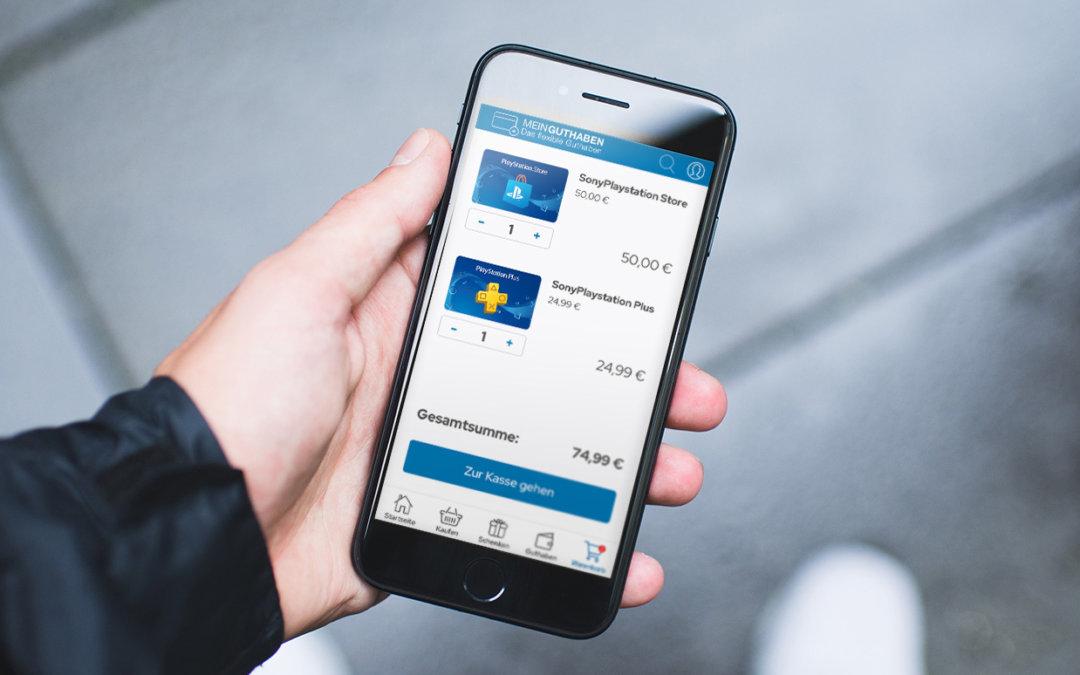 Das Start-up Digital Vouchers und Gutscheinspezialist epay verkünden Zusammenarbeit für mobile Guthaben-Verwaltung