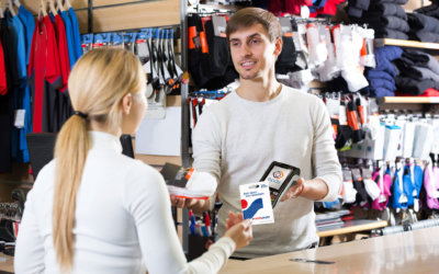 INTERSPORT gift cards increasing in popularity