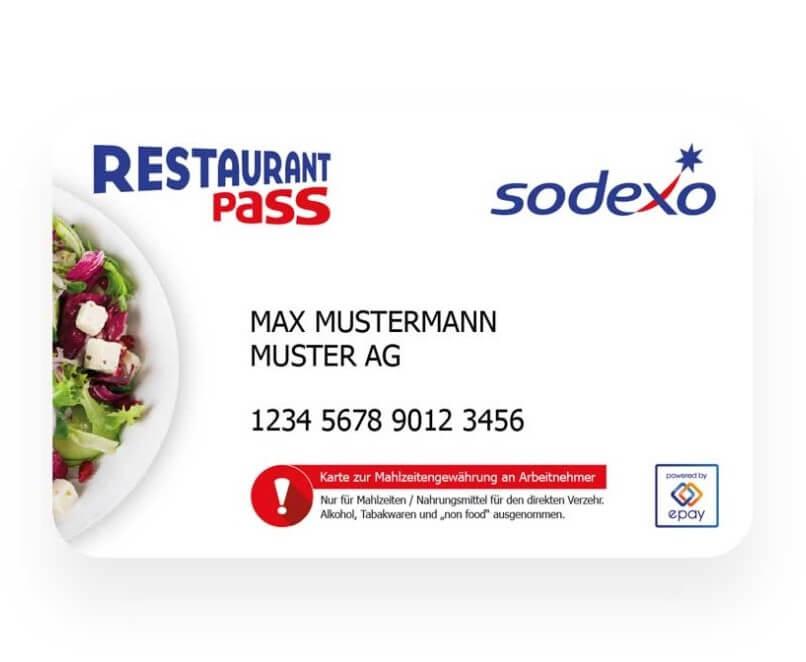 Sodexo Restaurant Pass