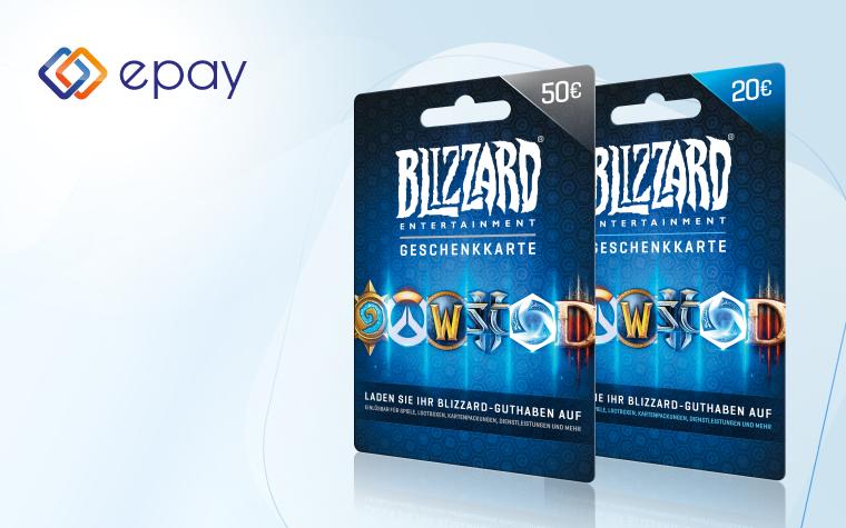Blizzard Battle.net Guthabenkarten