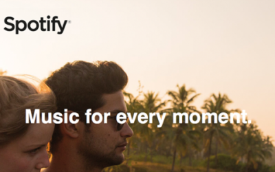 cadooz übernimmt B2B-Giftcard Sales für Spotify in 25 Ländern