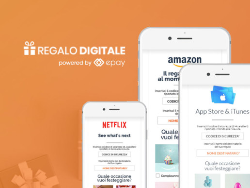 epay Italy boost digital gifting with TV Spot