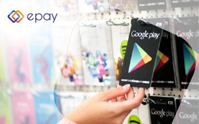 Google Play Geschenkkarten jetzt in Deutschland verfügbar