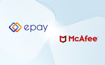 epay Adds McAfee Security Products to Its Software Portfolio