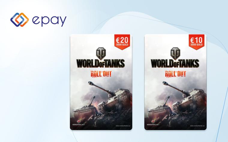 World of Tanks Guthabenkarten ab sofort im Elektronik-Fachhandel erhältlich