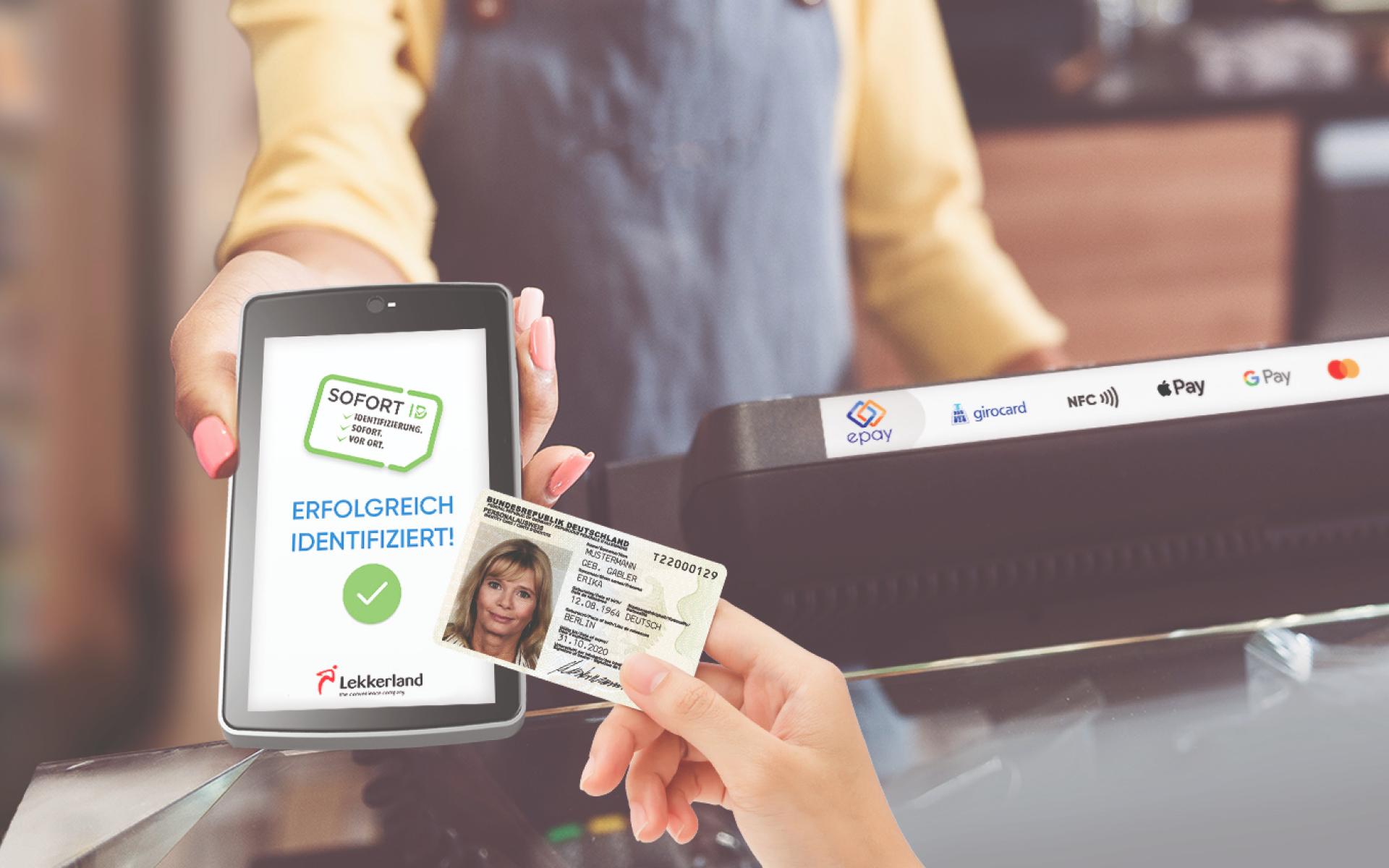 Digitale ID-Lösung von epay und Lekkerland