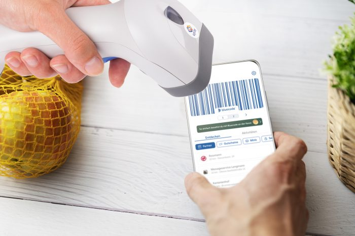 Mobile payment via Bar- and QR-Codes