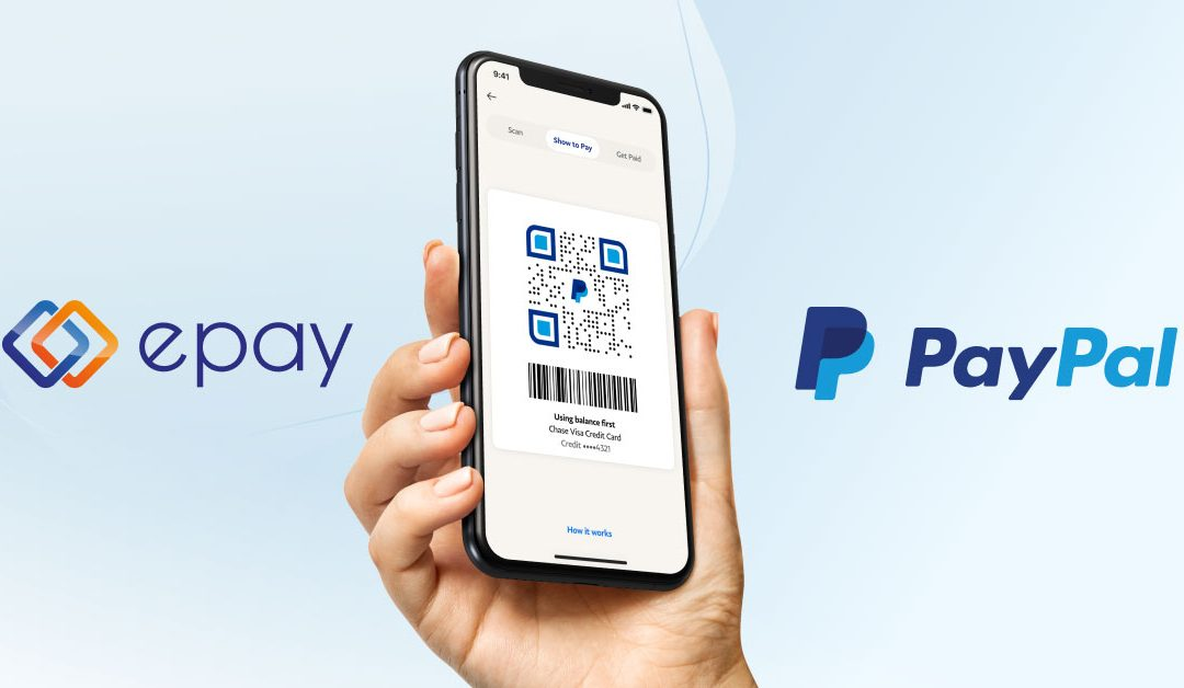 Euronet Worldwide's epay division announces cooperation with PayPal to bring QR Code payment to in-store retailers