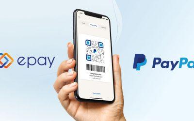 epay, Geschäftsbereich von Euronet Worldwide, verkündet Zusammenarbeit mit PayPal, um QR-Code-Zahlungen in den stationären Handel zu bringen