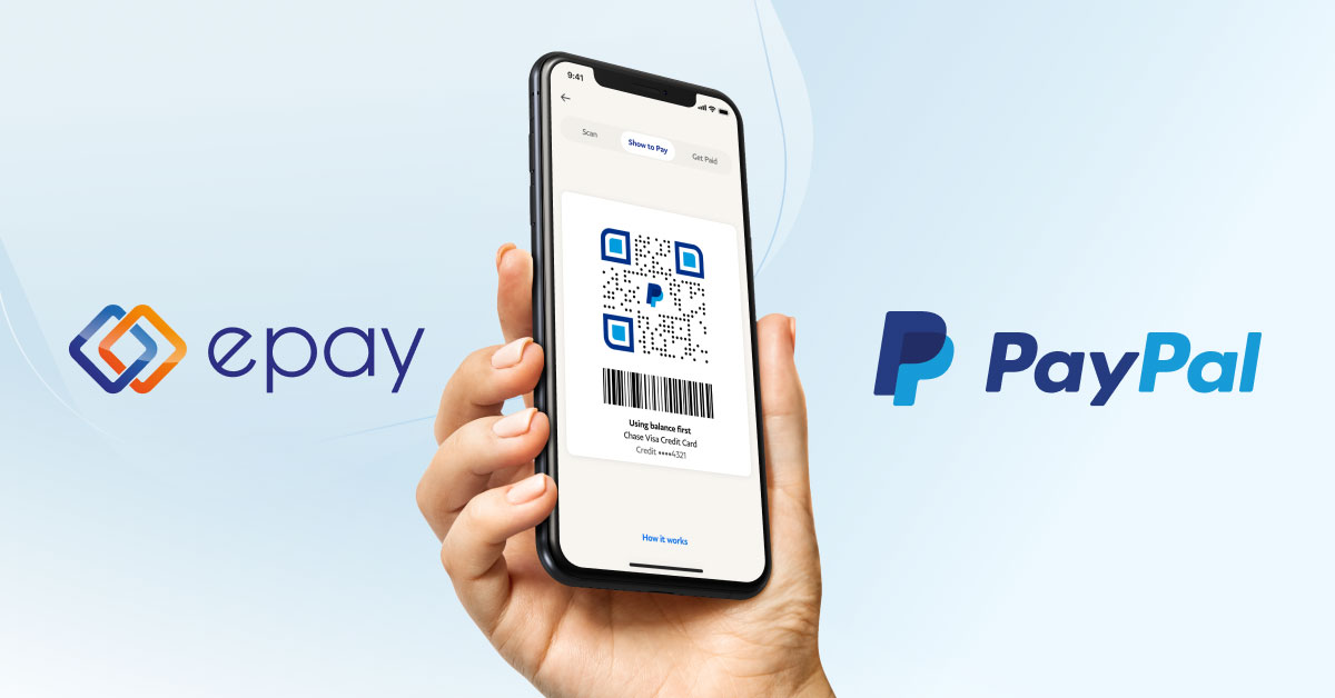 PayPal QR-Code Payment