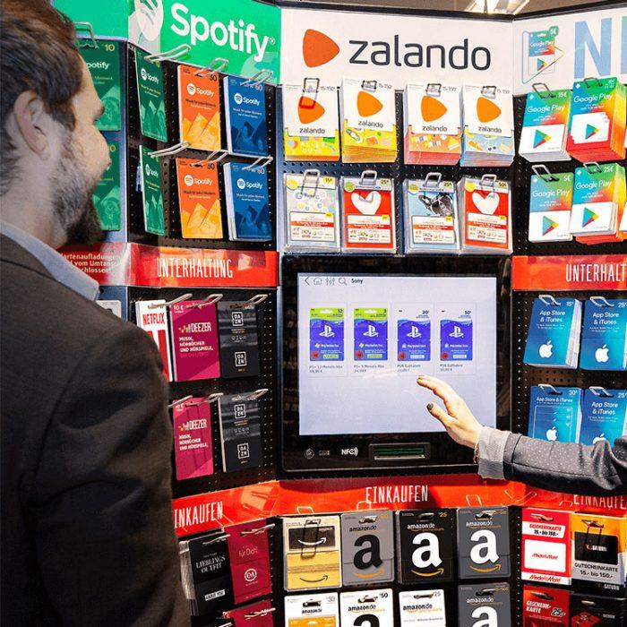epay und rewe - digitaler kiosk